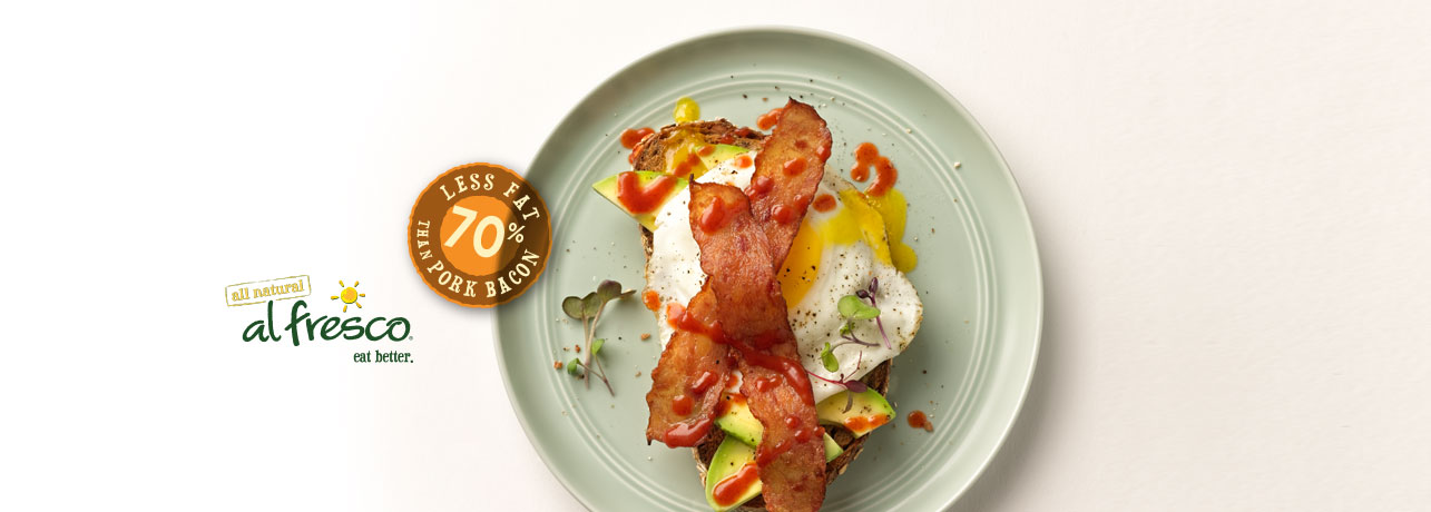 al fresco Chicken Bacon Feature