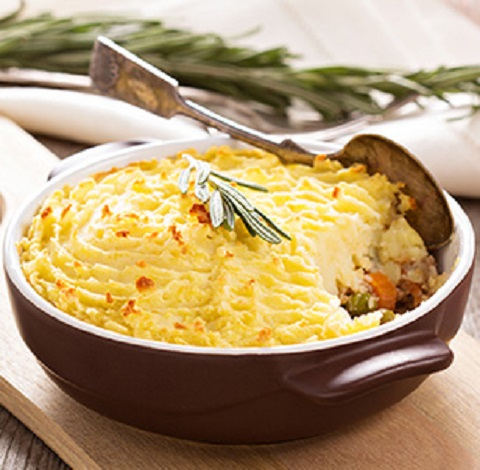 Shepard Pie with Pot Roast